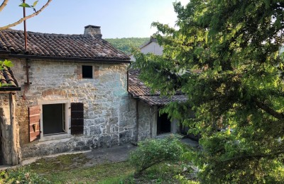 Motovun area - Old stone house with large garden, very quiet location