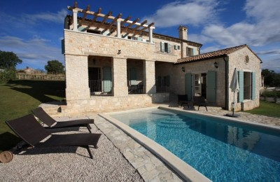 Buzet 7 km - Beautiful villa with stanning rural view!
